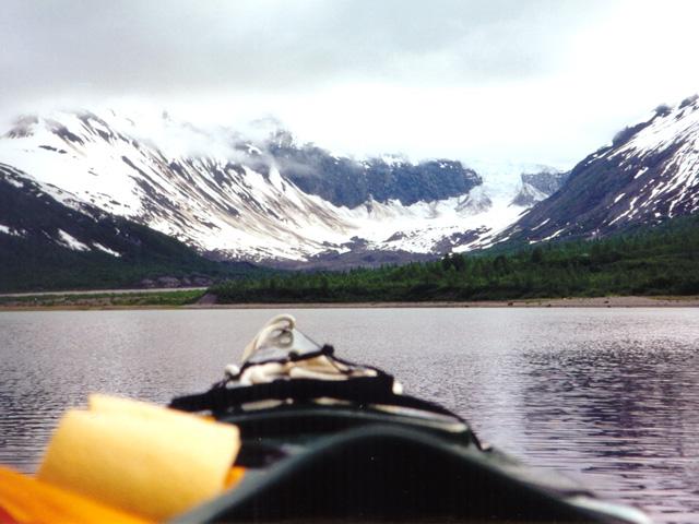 kayak view