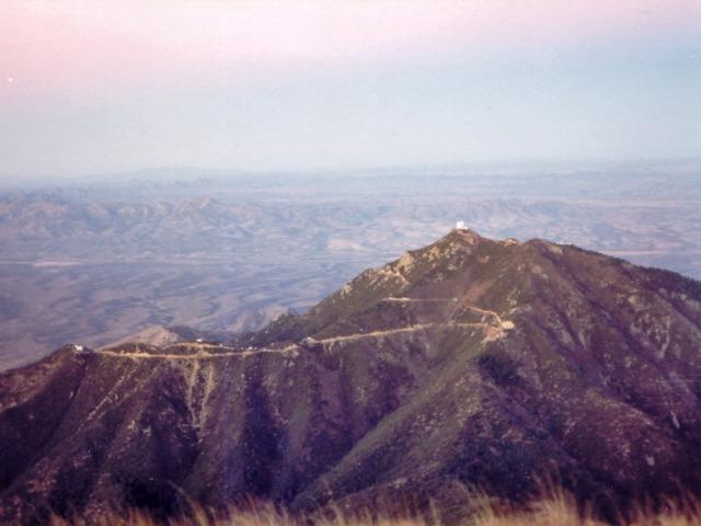 Mt Wrightson